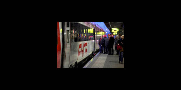 Les raisons du fiasco du TGV low cost - La Libre