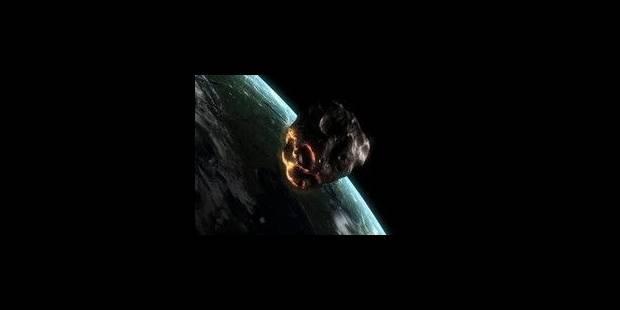 L'astéroïde 2012 DA14 a frôlé la Terre sans dégâts - La Libre