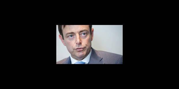 """Bart De Wever: la Belgique fédérale ? """"À terme, une coquille vide"""" - La Libre"""