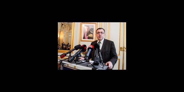 """""""Vanackere a surtout mal géré sa communication"""" - La Libre"""