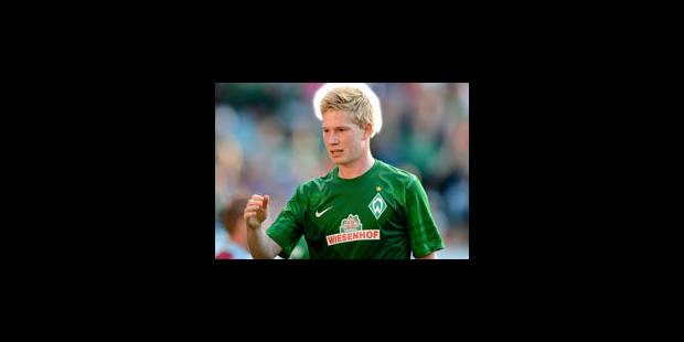 Kevin De Bruyne au Werder Brême : stop ou encore ? - La Libre