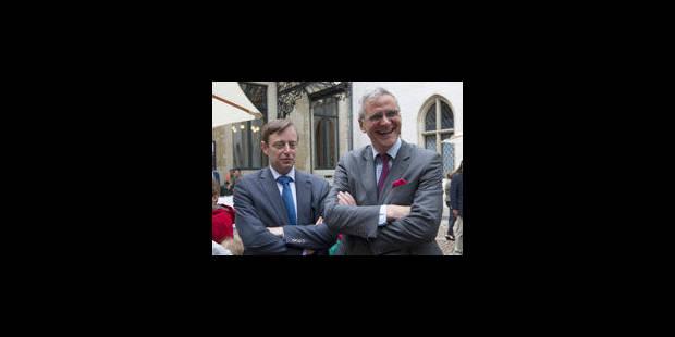 Peeters réplique à De Wever - La Libre