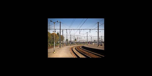 Pas de train entre Bruxelles et Ottignies ce week-end - La Libre