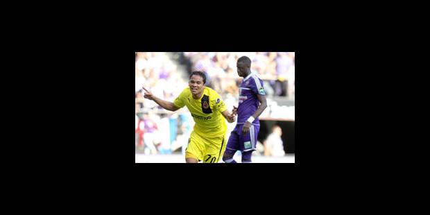 Un match nul à rebondissements entre Anderlecht et le Club de Bruges (1-1) - La Libre