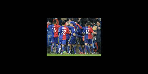 Europa League: Bâle crée la surprise et bat Tottenham au bout du suspense - La Libre