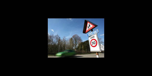 Des billets de loterie vont-ils rendre la circulation plus sûre à Bruxelles? - La Libre