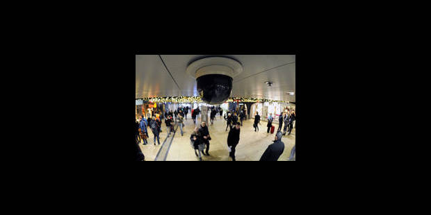 Bruxelles sous (video)surveillance - La Libre