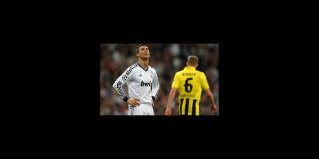 Le Real s'est réveillé trop tard face à Dortmund (2-0) - La Libre