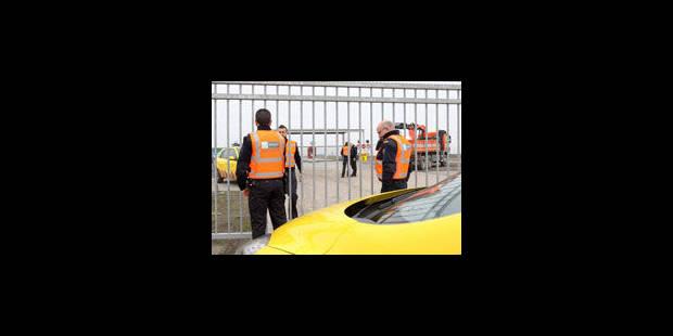 Braquage à Brussels Airport: 40 perquisitions ont été menées - La Libre