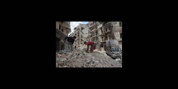 Édito : L'engrenage régional en Syrie - La Libre