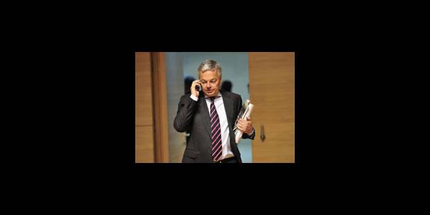 """Didier Reynders condamne """"cet acte inacceptable contre des civils innocents"""" - La Libre"""