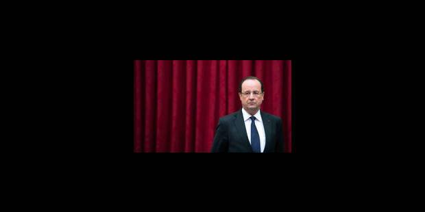 Hollande tente de dissiper le malaise - La Libre