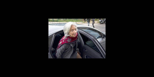 Affaire Tapie: Christine Lagarde placée sous statut de témoin assisté - La Libre