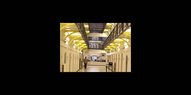 Des prisons belges pleines à craquer - La Libre