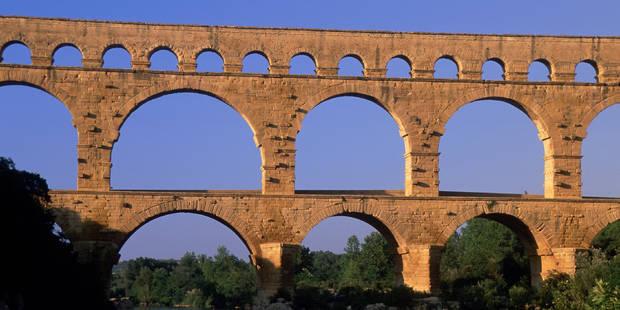 Pourquoi les constructions romaines sont-elles si solides? - La Libre