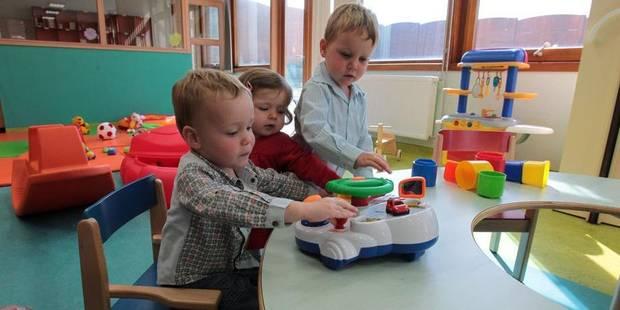Le gouvernement bruxellois avance sur la petite enfance - La Libre