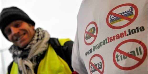 Boycotter Israël, est-ce de l'antisémitisme?? - La Libre