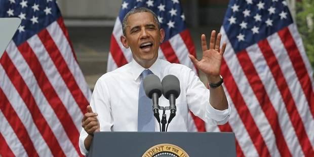 """""""We need to act"""" : la lutte d'Obama contre le réchauffement climatique - La Libre"""