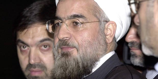 """Le nouveau président d'Iran pour une entente """"constructive"""" avec le monde - La Libre"""