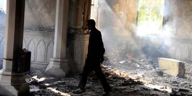 Egypte: L'ONU met en garde contre le risque de représailles anti-chrétiens - La Libre