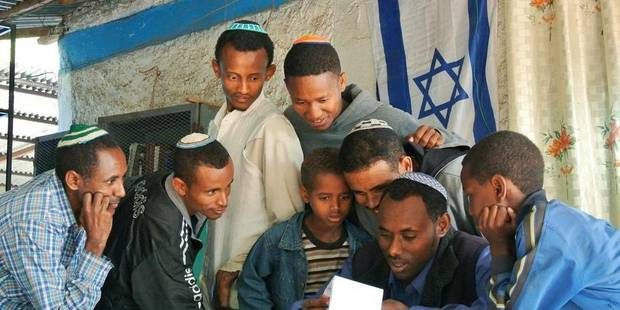 Israël accueille ses derniers juifs éthiopiens en Terre sainte - La Libre