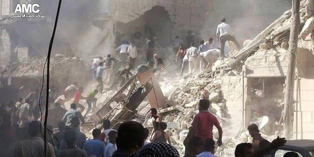 Nouvel attentat meurtrier en Syrie - La Libre