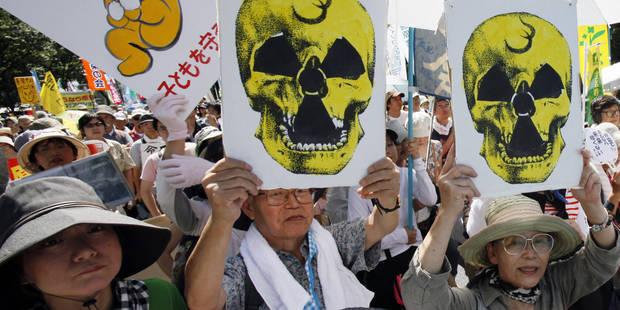 Fukushima: le gouvernement japonais prévoit 360 millions d'euros pour les eaux contaminées - La Libre
