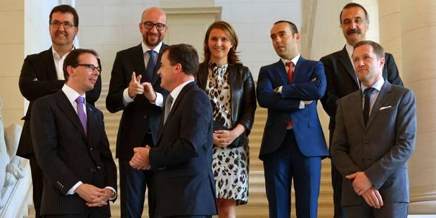 Réforme de l'Etat: accord en vue entre francophones - La Libre