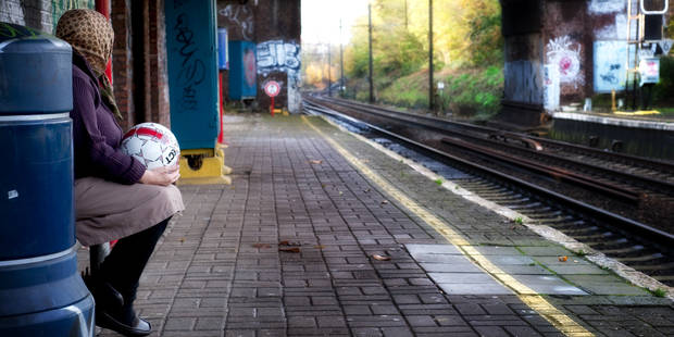 Gare de triage de Monceau: les cheminots ont libéré les voies - La Libre