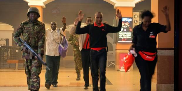Attaque de Nairobi : la plupart des otages ont été secourus - La Libre
