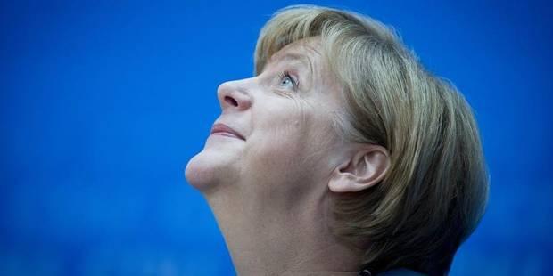 """""""Merkel doit se préparer à gérer une période moins faste pour l'économie"""" - La Libre"""
