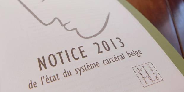 L'observatoire des prisons publie un rapport accablant pour la Belgique - La Libre