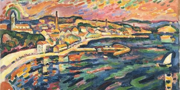 Georges Braque de long en large - La Libre
