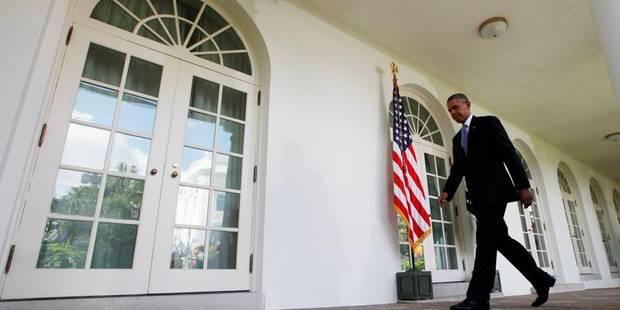 Paralysie budgétaire: Obama retrouve les chefs du Congrès - La Libre