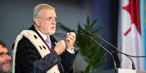Le recteur de l'ULg suspend les activités de baptême - La Libre
