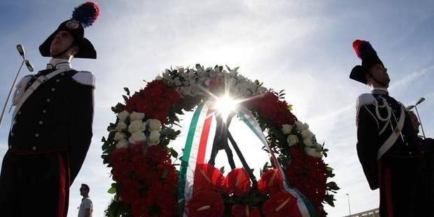 Des survivants de Lampedusa interdits de participer à la cérémonie commémorative - La Libre