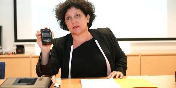 Un bracelet électronique avec GPS, la nouvelle trouvaille Turtelboom - La Libre