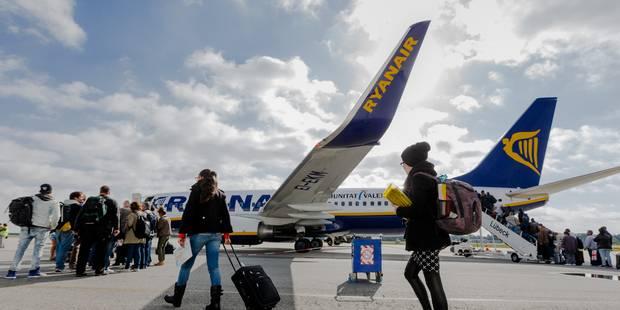Dossier Ryanair: pas suffisamment de preuves - La Libre