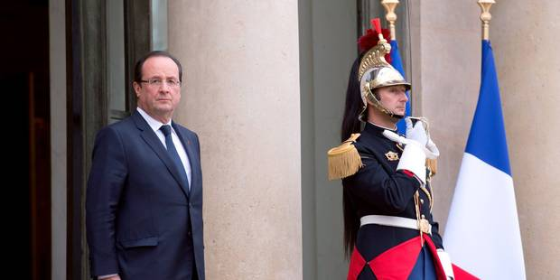 Hollande lance le centenaire de 14-18 sur fond de crise - La Libre