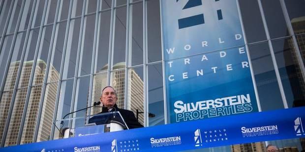 World Trade Center: inauguration de la première tour depuis le 11-Septembre - La Libre
