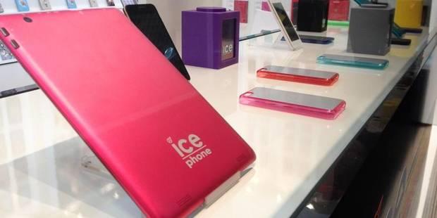 Ice-Watch se met à l'heure de l'Ice-Phone - La Libre