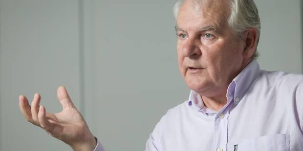 """José Happart: """"Il faut fusionner l'ULB et la VUB"""" - La Libre"""