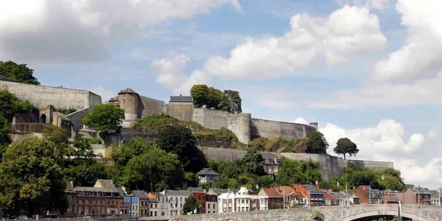 Dix millions d'euros pour restaurer la Citadelle de Namur - La Libre