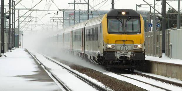 Les trains vont circuler... moins vite! - La Libre