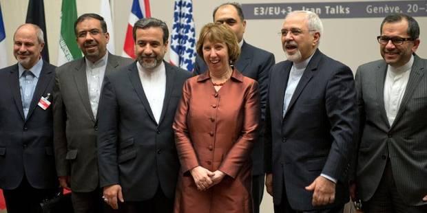 """Nucléaire iranien: Israël, isolé et amer, fustige un """"mauvais accord"""" - La Libre"""