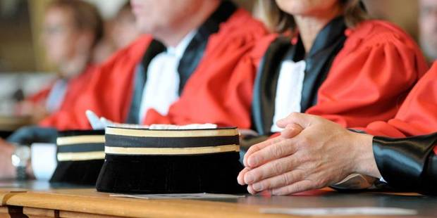 Jean de Codt présenté comme premier président de la Cour de cassation - La Libre