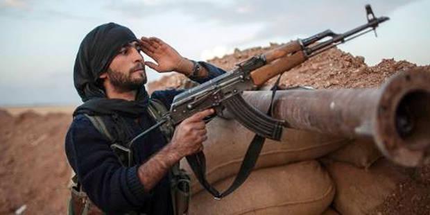 Les Belges dans le peloton de tête des combattants en Syrie - La Libre