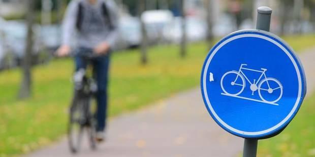 Limitation de vitesse à 30 km/h sur les voies réservées aux piétons, cyclistes, cavaliers - La Libre