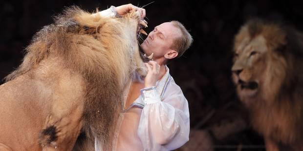 Les animaux sauvages dans les cirques font rugir le parlement - La Libre