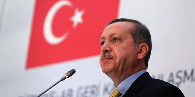 Turquie : coup de filet dans l'entourage d'Erdogan - La Libre